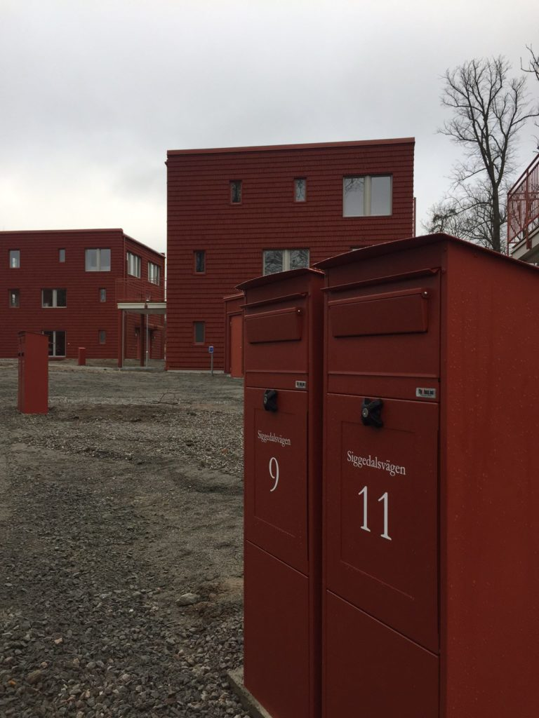 Slottsvillan, Ulfsunda Slott, Bromma, Andersson Company